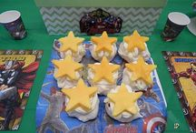 Avengers Marvel Party Ideas / Avengers Party Food Ideas