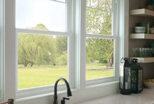 uPVC windows for Kitchen Out Look