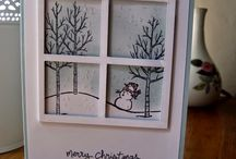 Cards White Christmas / by Sandy Dean Johnson Copeland
