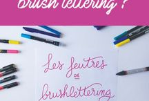 Inspirations calligraphie