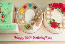 100th Birthday Inspo