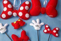 Mickey Mouse / Coisas fofas