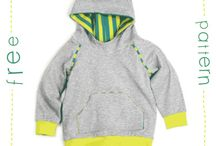 Sewing - Baby - Coats, Jackets, Hoodies etc.