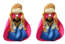 Character Clips / So cute. Contact us at http://www.SissyRoosCloset.com for more information.