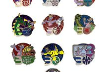 Disney Pin Trading / Showcasing great pins and Disney pin related items / by Kambrea Pratt