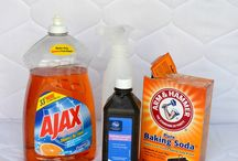 Cleaning stains & problem areas