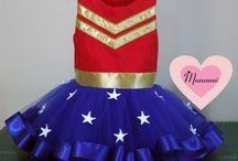 roupas de superherois
