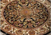 Round Rugs / Rugsville.ca offers huge selection of round rugs in Canada with free shipping.