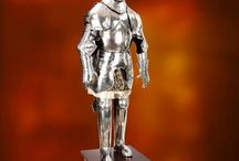 Complete Suits of Armor / These full suits of armour are made of high quality steel, and handcrafted to ensure historical authenticity and quality.