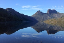 Reflections at Cradle Mountain / A stunning morning walk around the Dove lake Circuit