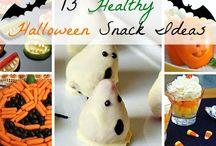 APTA's Halloween / Gezonde halloween snacks en treats.
