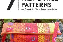 QUILTERED BAG PATTERNS