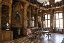 Rogalin - Pałac / Pałac w Rogalinie wybudował w latach 1770-1776 Kazimierz Raczyński wg projektu Ignacego Graffa. Obecnie - Muzeum Wnętrz.