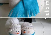 Arts & Crafts Kids ~ Winter