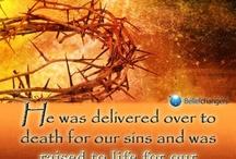 Bible verses/My faith / by Rissa Meadows
