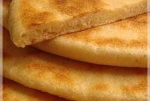 kasra kabyle wé matlour khobz edar