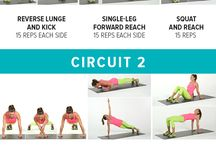 Exercise_Circuit / by kim w