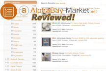 AlphaBay Market / The AlphaBay Market and other Darknet Marketplaces
