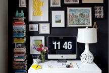 work space / by Huyen BlueButterfly