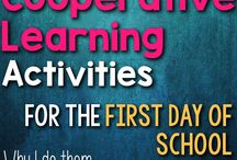 School - First Day/s / First Day and Week Ideas.