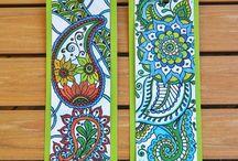 Zentangle Bookmarks
