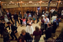 Barns / We love celebrations in barns.