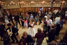 Barn Weddings / We love celebrations in barns.