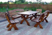 Wooden Stuff / Garden Furniture