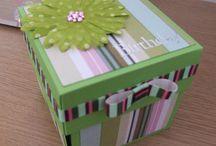creare scatoline regalo