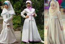 Model pakaian anak-anak