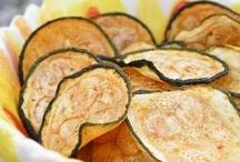 Food & Beverage / Zuchini Chips
