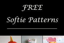Free softie patterns