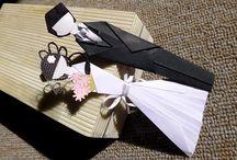 marcador de página noivos
