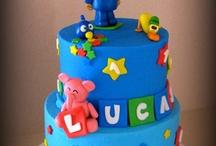 Cake Ideas / by Mel Ramirez