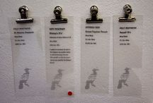 Exhibition Labeling