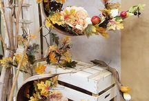 idee di decorazione autunno