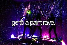 ~before I die, I want to...~