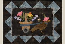 Quilts -- borders