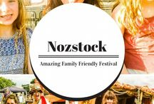 Family Friendly Festivals / Celebrating all the family friendly festivals and what to take with you, which ones people enjoyed!