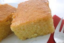 mısır Unlu kek