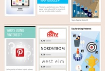 Pinterest Infographics & Articles / by Marvin Smith, Strategic Talent Sourcing Technologist