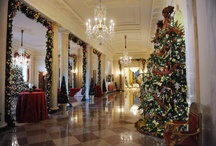 Christmas, Whitehouse Style / by Tammy Tadd