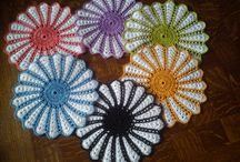 moje prace / o pracach wykonanych na szydełku lub drutach