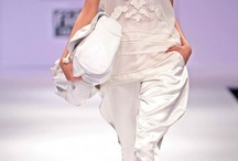 "Vineet Bahl / Collection of ensembles presented by Vineet Bahl at ""Wills Lifestyle India Fashion Week"" from 2009 onwards."