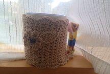 Tejidos / En crochet y dos agujas