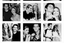 Teen Wolf Couples