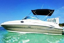 Boat Rentals Riviera Maya / Boat Rentals on multiple beach in the Cancun region such as Playa del Carmen, Cancun, Cozumel, Playa Mamitas and a lot more!