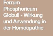 Biochemie Homöopathie