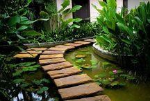 Záhradné chodníky