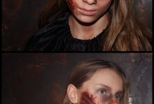 Special fx with makeup / Different fx with makeup